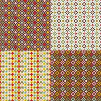 primitiva geometriska mönster