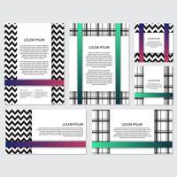 Alte Retro- Weinlesearthintergrund Design-Schablone