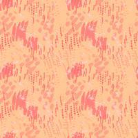 Memphis abstrakte nahtlose Muster