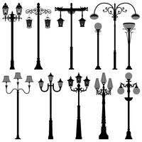 Lamp Post Straßenlaterne Designs.