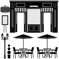 Geschäft Boutique Shop.