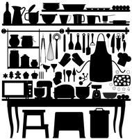 Gebäck-Küchenwerkzeug backen.