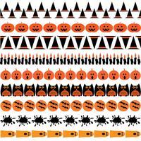 Halloween-Symbolgrenzen