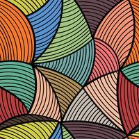 Sömlöst mönster. vektor
