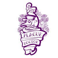 Plague Doctor. Tatuering