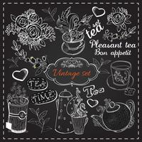 Satz der Teesammlung