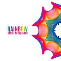 Rainbow Star Hintergrund.