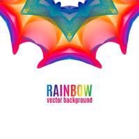 Rainbow Star bakgrund.