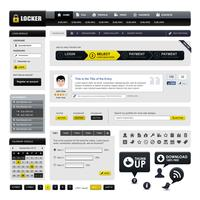 Webdesign-Website-Element-Vektor.