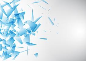Abstrakter Design-Hintergrund vektor