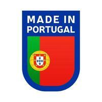 made in portugal icon vektor
