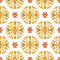 Orange lyx bakgrund art deco.