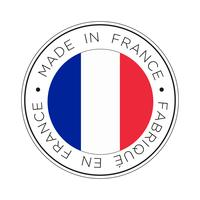 Made in France-Kennzeichnungssymbol. vektor