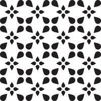 Seamless geometrisk triangelmönster. Abstrakt retro