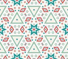Nahtlose Muster geometrische Textur.