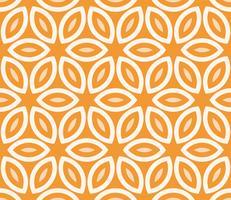Seamless mönster geometrisk struktur. vektor