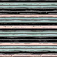 Abstraktes geometrisches nahtloses Muster mit Streifen.
