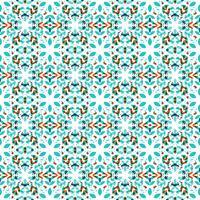 Abstrakte nahtlose Muster vektor
