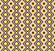 Bunte ethnische dekorative Muster mexikanisch, nahtlos