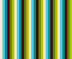 Vertikala linjer retro färgmönster.