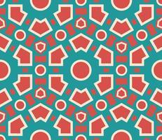 Seamless mönster geometrisk struktur.
