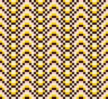 Färgglada etniska prydnadsmönster Mexikanskt, sömlöst mönster