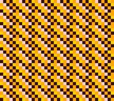 Färgglada etniska prydnadsmönster Mexiko, Seamless vektormönster