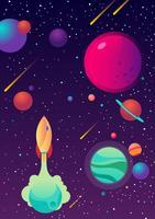 Galax Bakgrund