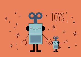 Kostenlose Toys Vector