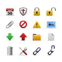 Web Icons Vektor.