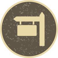 Zeichenbrett-Vektor-Symbol