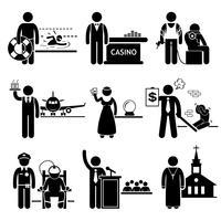 Särskilda jobb yrken Karriärer