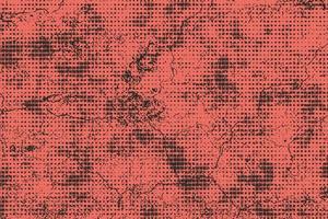 Grunge beunruhigte Oberflächenstruktur Hintergrund vektor