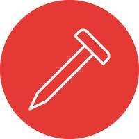 spik vektor ikon