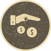 Vektor-Käufer-Symbol
