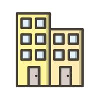 kontor vektor ikon
