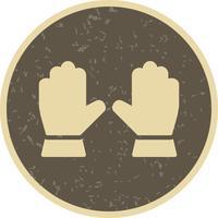 Handschuhe-Vektor-Symbol vektor