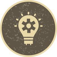 Strategi vektor ikon