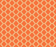 Abstraktes geometrisches nahtloses Muster. Einfarbiger Hintergrund vektor