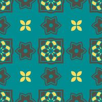 Portugisiska azulejoplattor. Sömlösa mönster.