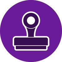 Stämpel Vector Icon