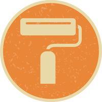 Farbroller-Vektor-Symbol