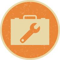 Werkzeugkasten Vektor Icon