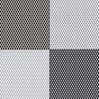 chainlink staket bakgrundsmönster vektor