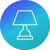 Lampen-Vektor-Symbol vektor