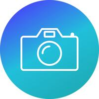 Kamera-Vektor-Symbol