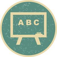 Vektor Blackboard Icon