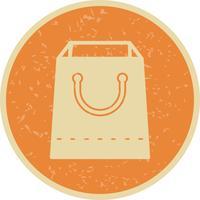 Vektor-Einkaufstasche-Symbol