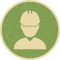 Ingenieur-Vektor-Symbol