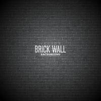 Vektor Backsteinmauer Hintergrund. Beschaffenheitsmuster illustraton für Ihr Design.
